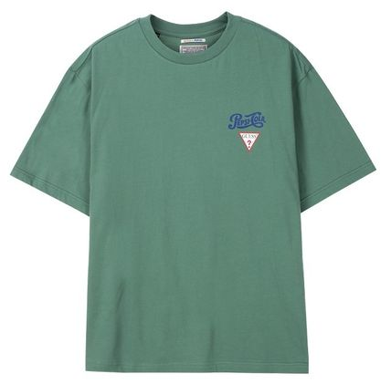 Guess Tシャツ・カットソー 人気☆【GUESS×PEPSI】☆登板 グラフィック 半袖 Tシャツ ☆3色(6)