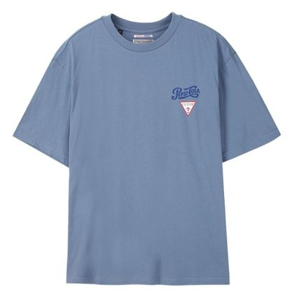 Guess Tシャツ・カットソー 人気☆【GUESS×PEPSI】☆登板 グラフィック 半袖 Tシャツ ☆3色(8)