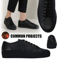 Common Projects (コモンプロジェクト) スニーカー COMMON PROJECTS★smoothレザー トーナメントsneakers 関送込
