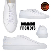 Common Projects (コモンプロジェクト) スニーカー COMMON PROJECTS★smoothレザー&アキレスsneakers 関税送料込
