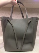 【CELINE】Medium Cabas PHANTOM  CALFSKIN Taupe 旧ロゴ送込