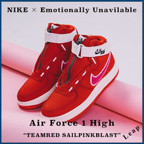 【Nike × Emotionally Unavailable】入手困難 Air Force 1 High