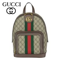 【GUCCI グッチ】SS19 SMALL OPHIDIA GG BACKPACK バッグ 関税込