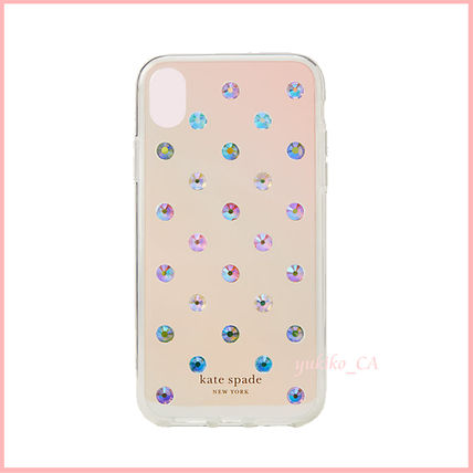 kate spade new york スマホケース・テックアクセサリー 【国内発送】ombre lia dot iphone  X/Xs/Xs Max/XR case セール(2)