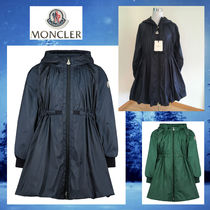 ☆MONCLER☆ギャザーガールズスプリングコートBerne♪ 12A/14A