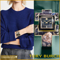 【人気☆SALE】Tory Burch T-BANGLE HAPPY TIMES CUFF