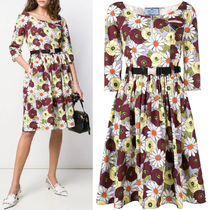 PR1881 FLORAL PRINT MINI DRESS