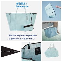 ☆State of Escape☆ ネオプレーン 新色限定 airy/crystal blue