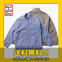have a good time(ハブアグットタイム) ジャケット ★have a good time★ Check Jacket