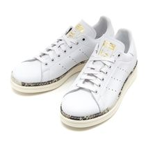 adidas  STAN SMITH NEW BD W スネークスキン柄