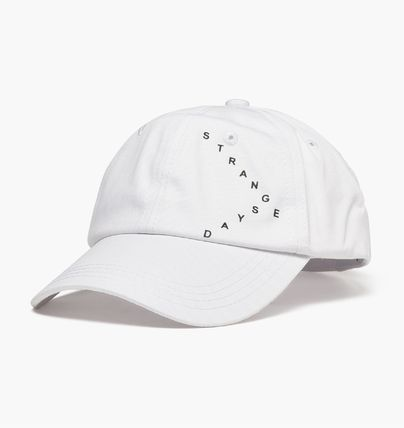 RAF SIMONS★ラフシモンズ★STRANGE DAYS BASEBALL CAP