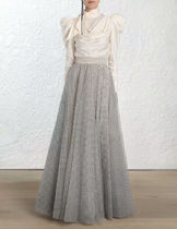 zimmermann ジマーマン   Dotted Tulle Skirt inスカート