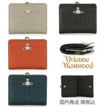Vivienne Westwood★ALEX WALLET WITH FRAME POCKET がま口