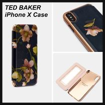 TED BAKER☆ミラー付き iPhone Case X/XS ELLIEG