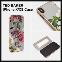 TED BAKER☆テッドベイカーiPhone Case X/XS BELION