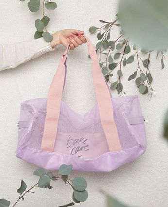 ban.do フィットネスバッグ ロサンゼルス発【ban.do】WORK IT OUT GYM BAG TAKE CARE