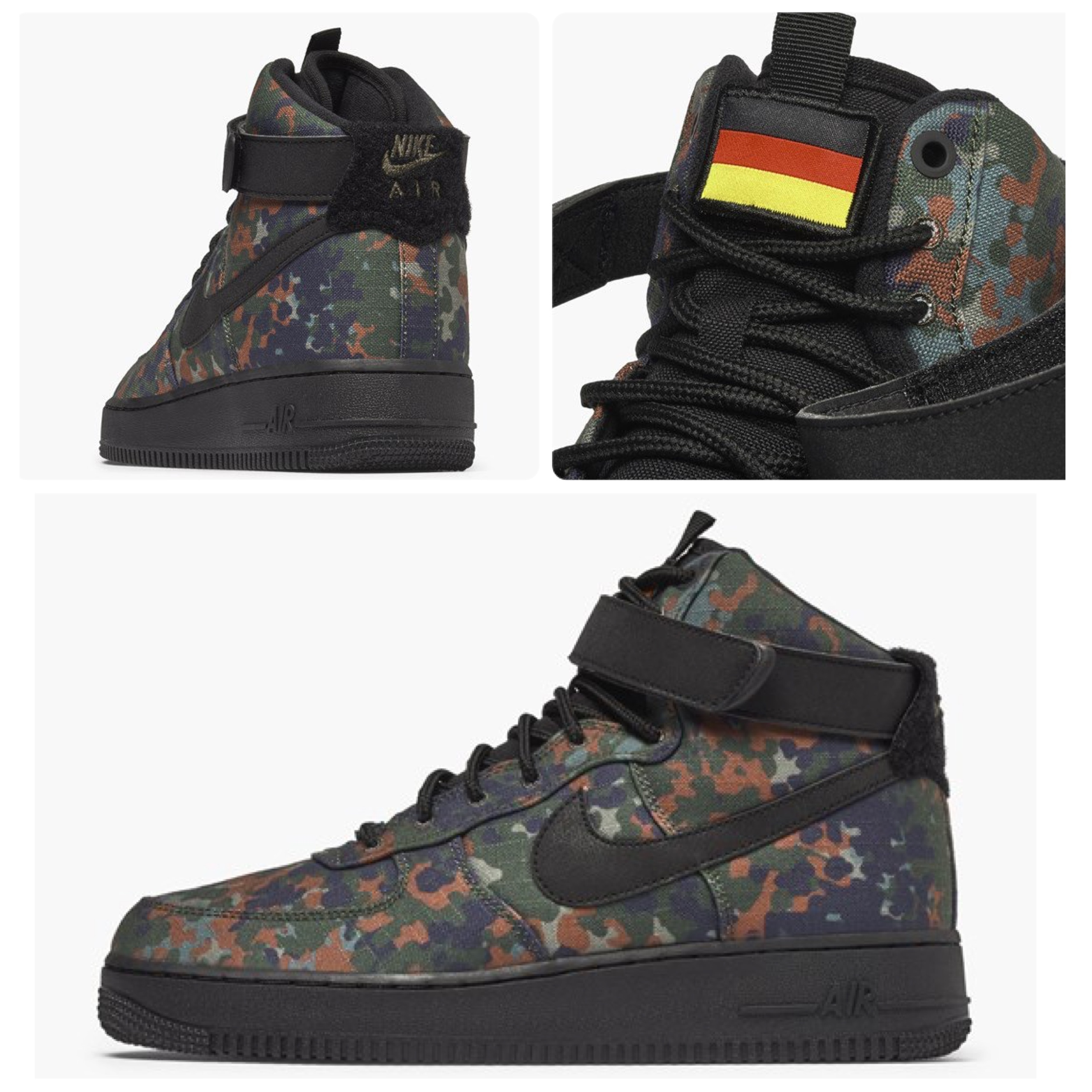 nike air force camouflage