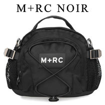 M+RC NOIR 関税込 マルシェノア ロゴ SWITCH バッグ