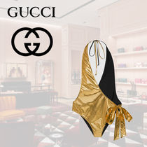 2019SS 新作 【GUCCI】Lycra Swim Suit 水着