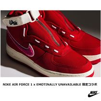 [NIKE] AIR FORCE 1 x EMOTIONALLY UNAVAILABLE 限定コラボ