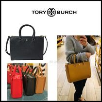 【TORY BURCH】 EMERSON SMALL ZIP TOTE