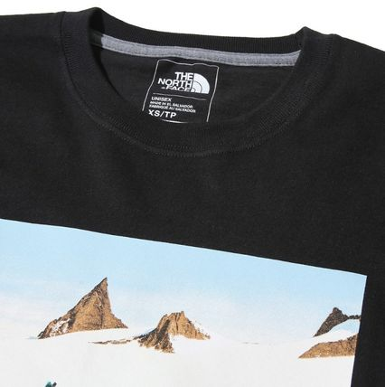 THE NORTH FACE Tシャツ・カットソー ☆人気☆【THE NORTH FACE】☆EXPEDITION S/S R/TEE☆4色☆(2)