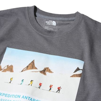 THE NORTH FACE Tシャツ・カットソー ☆人気☆【THE NORTH FACE】☆EXPEDITION S/S R/TEE☆4色☆(6)