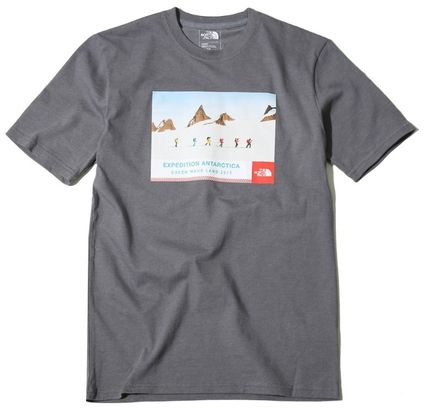 THE NORTH FACE Tシャツ・カットソー ☆人気☆【THE NORTH FACE】☆EXPEDITION S/S R/TEE☆4色☆(8)