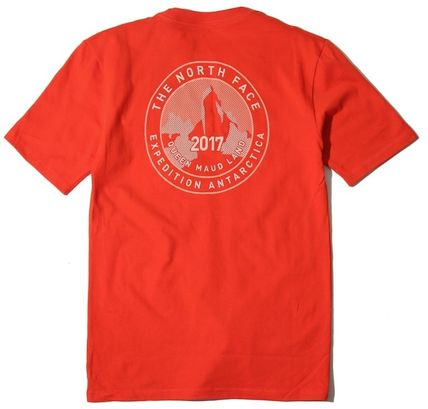 THE NORTH FACE Tシャツ・カットソー ☆人気☆【THE NORTH FACE】☆EXPEDITION S/S R/TEE☆4色☆(13)