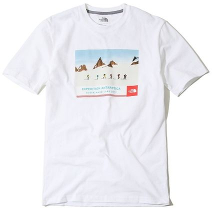 THE NORTH FACE Tシャツ・カットソー ☆人気☆【THE NORTH FACE】☆EXPEDITION S/S R/TEE☆4色☆(17)