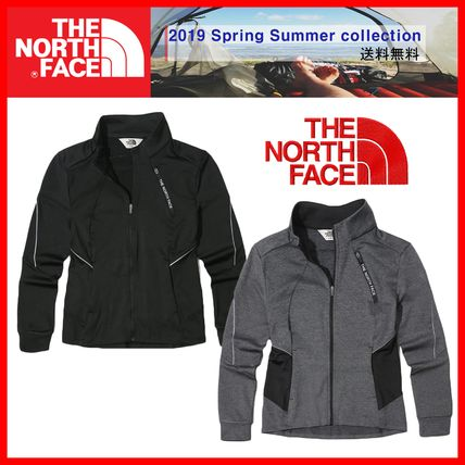 韓国の人気☆【THE NORTH FACE】☆W'S FREE MOTION ZIP-UP☆2色