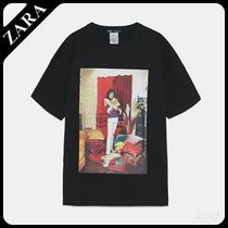 ★ZARA TRF★  FREDDIE MERCURY  SONGS LIMITED Tシャツ