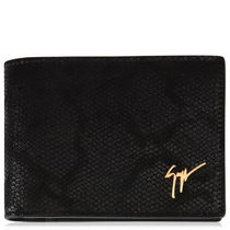 【GIUSEPPE ZANOTTI】セール価格♪ALBERT HOOLIGAN WALLET