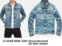 セール!G-star Raw 3D Slim Denim Jacket