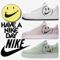 Nike☆男女兼用Air Force 1 '07 LV8 Have a Nike dayスニーカー