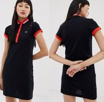 FRED PERRY(フレッドペリー) ワンピース Fred Perry amy winehouse foundation polo dress 日本未入荷