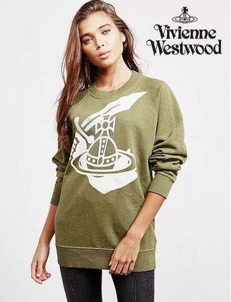 Vivienne Westwood Anglomania スウェット グリーン 国内発送