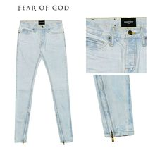 【Justin Bieber愛用】5TH COLLECTION WASHED OUT DENIM JEANS