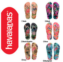 【Havaianas】日本未入荷☆SLIM TROPICAL SANDAL SALMON
