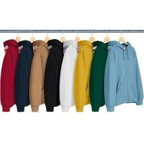 【18FW】Supreme Thermal Zip Up Sweatshirt Hooded 送料無料
