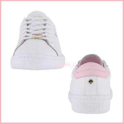 kate spade new york スニーカー 【国内発送】kedsコラボ ace lips hearts sneakers セール(4)