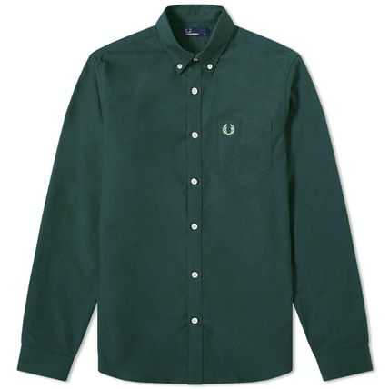 ★FRED PERRY CLASSIC OXFORD SHIRT  シャツ 関税込★