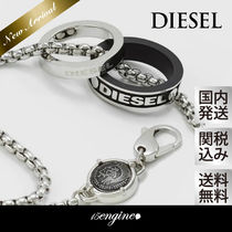 COOL☆Double Pendant ネックレス☆DIESEL