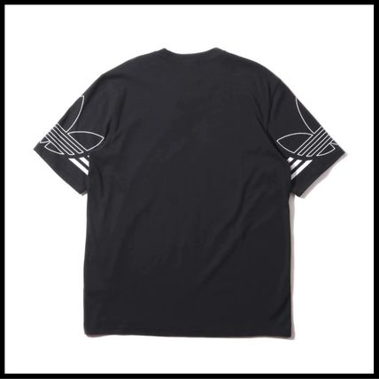 adidas Tシャツ・カットソー 国内発送/正規品★adidas Originals★MEN'S TREFOIL OUTLINE TEE(8)