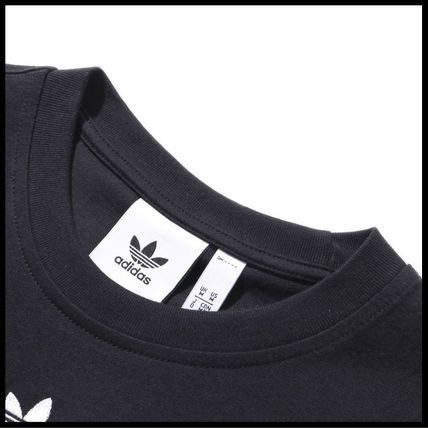 adidas Tシャツ・カットソー 国内発送/正規品★adidas Originals★MEN'S TREFOIL OUTLINE TEE(9)