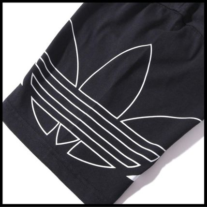adidas Tシャツ・カットソー 国内発送/正規品★adidas Originals★MEN'S TREFOIL OUTLINE TEE(12)