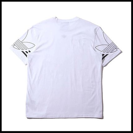 adidas Tシャツ・カットソー 国内発送/正規品★adidas Originals★MEN'S TREFOIL OUTLINE TEE(14)