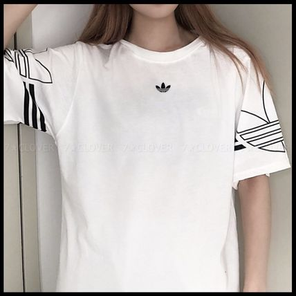 adidas Tシャツ・カットソー 国内発送/正規品★adidas Originals★MEN'S TREFOIL OUTLINE TEE(3)