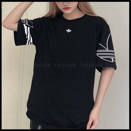 adidas Tシャツ・カットソー 国内発送/正規品★adidas Originals★MEN'S TREFOIL OUTLINE TEE(4)