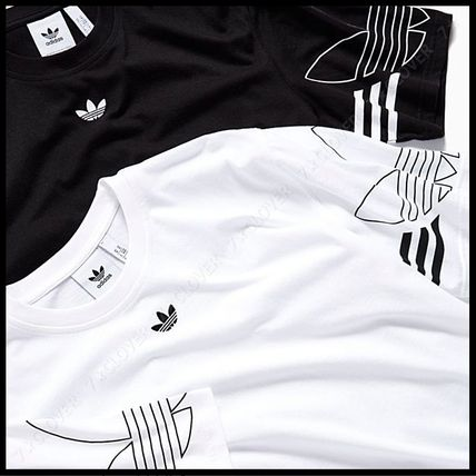 adidas Tシャツ・カットソー 国内発送/正規品★adidas Originals★MEN'S TREFOIL OUTLINE TEE(6)